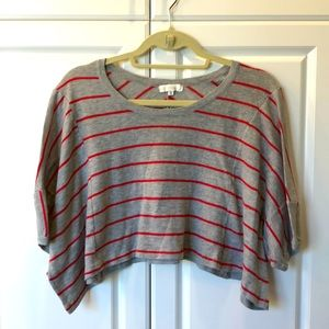 Millau Cropped Knit Top